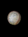 View Baseball, signed by the 1953 Chicago White Sox digital asset number 2