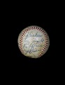 View Baseball, signed by the 1953 Chicago White Sox digital asset number 4
