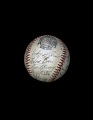 View Baseball, signed by the 1949 Detroit Tigers digital asset number 3
