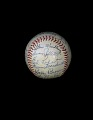 View Baseball, signed by the 1949 New York Yankees digital asset number 4