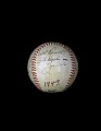 View Baseball, signed by the 1949 Boston Red Sox digital asset number 0