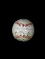 View Baseball, signed by the 1949 Boston Red Sox digital asset number 1