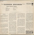 View <i>Erroll Garner Encores In Hi Fi</i> digital asset number 1