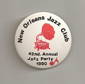 View New Orleans Jazz Club Button digital asset number 0