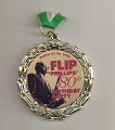View Flip Phillips' 80th Birthday Party Medallion digital asset number 0
