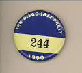 View San Diego Jazz Party Button digital asset number 0