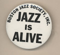 View Boston Jazz Society Button digital asset number 0