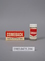 View Comeback (Analgesic/Stimulant) digital asset number 0