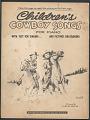 View <i>Children's Cowboy Songs</i> digital asset number 1