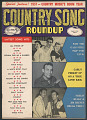 View Country Song Roundup, August 1957 digital asset number 0