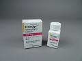 View Erivedge (vismodegib) capsules 150 mg digital asset: Erivedge; box and bottle