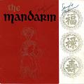 View The Mandarin menu digital asset number 0