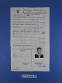 View Application for replacement passport, 1990s digital asset number 1