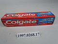 View Colgate Toothpaste, 1990s digital asset number 2
