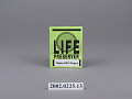 View Marin AIDS Project LIFE PRESERVER Condom digital asset number 4