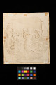 View Circe drinking to the companions of Ulysses digital asset: Verso