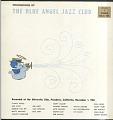 View Blue Angel Jazz Club: Jazz at Pasadena '69, Volume I digital asset number 0
