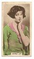 View Myrna Loy cinema card digital asset number 0