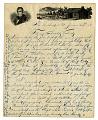 View Letter, 1840 digital asset number 0