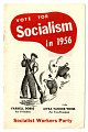 View Socialist Workers Party Pamphlet, 1956 digital asset number 0