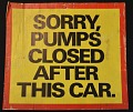 View Exxon Gasoline Shortage Sign, 1974 digital asset number 1