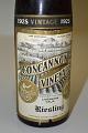 View Concannon Vineyards Riesling Wine Bottle digital asset number 2