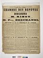 View Chambre Des Deputes Extrait Du Proces Verbal De La Seance Du Jeudi 5 Avril 1917 digital asset number 1