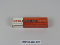 View Utol Antibiotic Cream for Skin Hygiene, Flesh Tinted digital asset number 1