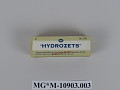 View Hydrozets, Complimentary Sample digital asset number 0