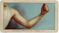 View Boxing Card digital asset: Arm and Cliched Fist