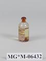 View U-40 Iletin Insulin, Lilly, made from Zinc-Insulin Crystals, 10cc, 40 Units per cc digital asset number 2