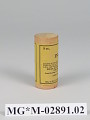 View U-20 Iletin Insulin, Lilly, 5 cc., 100 units digital asset number 5