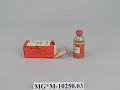 View U-40 Regular Iletin (Insulin, Lilly), USP, 10cc, List No. M-240 digital asset number 2
