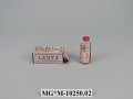 View U-40 Lente Iletin, Insulin Zinc Suspension, USP, 10cc, List No. M-440 digital asset number 2