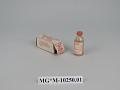 View U-40 Protamine, Zinc & Iletin (Insulin, Lilly), 10cc, List No. M-140 digital asset number 3
