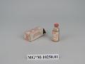 View U-40 Protamine, Zinc & Iletin (Insulin, Lilly), 10cc, List No. M-140 digital asset number 6