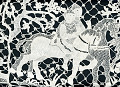 View Bayeux Tapestry Motifs Needle Lace Runner digital asset number 2