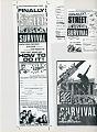 View Street Survival scrapbook digital asset: Skateboard scrapbook page 23