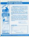 View Street Survival scrapbook digital asset: Skateboard scrapbook page 58