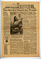 View newspaper, Heart Mountain Sentinel Vol. III No. 37, Heart Mountain, 09/09/1944 digital asset number 0