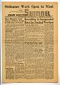 View newspaper, Heart Mountain Sentinel Vol. III No. 38, Heart Mountain, 09/16/1944 digital asset number 0