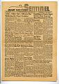 View newspaper, Heart Mountain Sentinel Vol. III No. 43, Heart Mountain, 10/21/1944 digital asset number 0