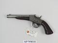 View Remington 1867 Navy Rolling Block Pistol digital asset number 5