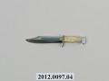 View Miniature Bowie Knife digital asset number 1