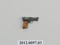 View Miniature Model 1910 Mauser Pocket Pistol digital asset number 0