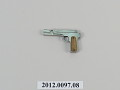 View Miniature Experimental Browning Semiautomatic Pistol digital asset number 1