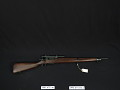 View Remington U.S. Model 1903 A4 Bolt Action Sniper Rifle digital asset number 2