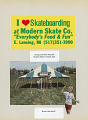 View Scrapbook related to Skate-A-Thon benefits digital asset: Skateboard scrapbook - page 17