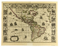 View Map of North and South America digital asset number 2