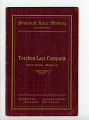 View Practical Lace Making Booklet; Torchon Lace Co.; ca. 1904 digital asset number 0